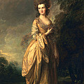 Elizabeth Beaufoy, Later Elizabeth by Thomas Gainsborough