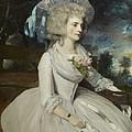 Elizabeth Countess Of Warwick by Mountain Dreams