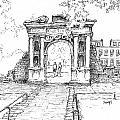 Elizabeth's Gate by Sam Sidders