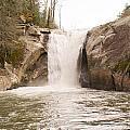 Elk Creek Falls 34 by Douglas Barnett