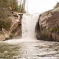 Elk Creek Falls 36 by Douglas Barnett
