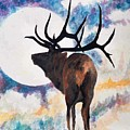 Elk by Lord Frederick Lyle Morris - Disabled Veteran