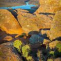 Elk Mountain Sunset by Inge Johnsson