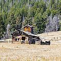 Elk Park Homestead by Fran Riley