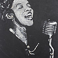 Ella Fitzgerald by Bridget Brummel