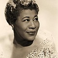 Ella Fitzgerald by Pg Reproductions