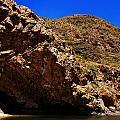 Ellery Creek- Outback Central Australia V2 by Douglas Barnard