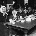 Ellis Island, 1920 by Granger