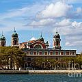Ellis Island by Eleanor Abramson