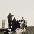 Ellis Island Immigrants by Library of Congress