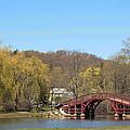 Elm Park Bridge by Karen Morang
