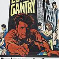 Elmer Gantry, Us Poster Art, Center by Everett