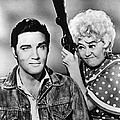 Elvis And Joan by Bob Bradshaw