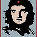 Elvis Che Guevara Viva Las Vegas by Tony Rubino