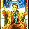 Elvis by Crystal Loppie