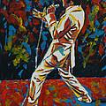 Elvis If I Can Dream by Patrick Killian