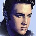 Elvis by Jim Markiewicz