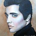 Elvis by Patrice Torrillo