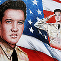 Elvis Patriot  by Andrew Read