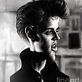 Elvis Presley by Andre Koekemoer