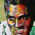 Elvis Presley by Bruce McLachlan
