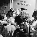 Elvis Presley Hugging Fans 1956 by The Harrington Collection