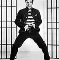Elvis Presley In Jailhouse Rock 1957 by Mountain Dreams
