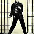 Elvis Presley Jailhouse Rock by Movie Poster Prints