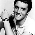 Elvis Presley Looking Casual by Retro Images Archive