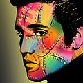Elvis Presley by Mark Ashkenazi