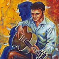 Elvis Presley- Shadow Duet by Samantha Geernaert