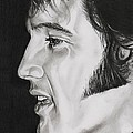 Elvis Presley  The King by Fred Larucci