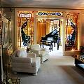 Elvis Presley's Living Room by Carlos Diaz
