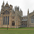 Ely Cathedral The Lady Chapel by Tony Murtagh