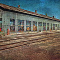 Ely Nevada Trainstation by Gunter Nezhoda