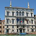 Embassy Building Venice Italy by John Malone
