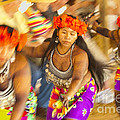 Embera Villagers In Panama by David Smith