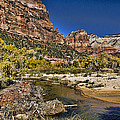 Emeral Pools Trail - Zion by Jon Berghoff