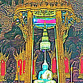 Emerald Buddha In Royal Temple At Grand Palace Of Thailand by Ruth Hager