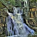Emerald Cascade by Bill Gallagher