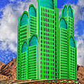 Emerald Desert Palm Springs by William Dey