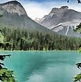 Emerald Lake by Rich Stedman