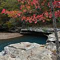 Emerald Pool by Deanna Cagle