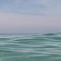 Emerald Seascape by Esther Hernandez