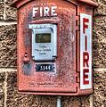 Emergency Fire Box by Denyse Duhaime