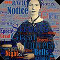 Emily Dickinson by Eric Edelman