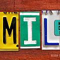 Emily License Plate Name Sign Fun Kid Room Decor by Design Turnpike