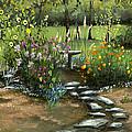 Emily's Garden by Cecilia Brendel