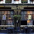 Emily's Pub by David Pyatt