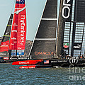 Emirates And Oracle by Kate Brown